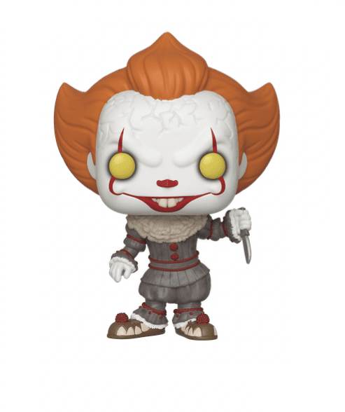 IT: Chapter 2 - Pennywise (with Blade) Pop! Vinyl Figure image