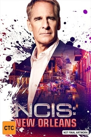 NCIS: New Orleans - Season 5 on DVD