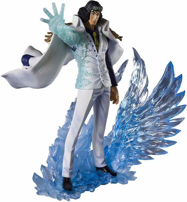One Piece: Kuzan -Blue Pheasant- Figuarts Zero Figure