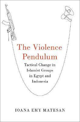 The Violence Pendulum by Ioana Emy Matesan