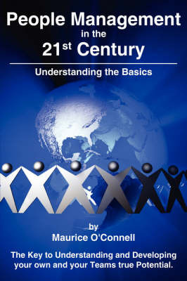 People Management in the 21st Century by Maurice O'Connell image