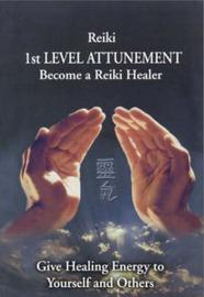 Reiki: 1st Level Attunement by Steve Murray