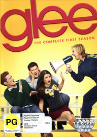 Glee - The Complete First Season on DVD