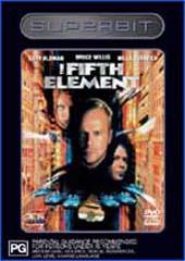 Superbit - Fifth Element on DVD
