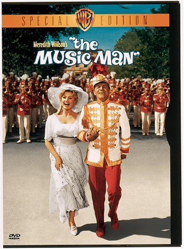 The Music Man on DVD image