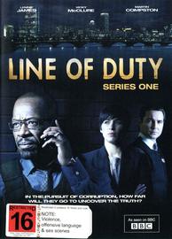Line Of Duty - Series 1 on DVD