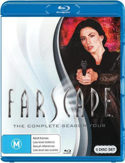 Farscape - The Complete Fourth Season on Blu-ray