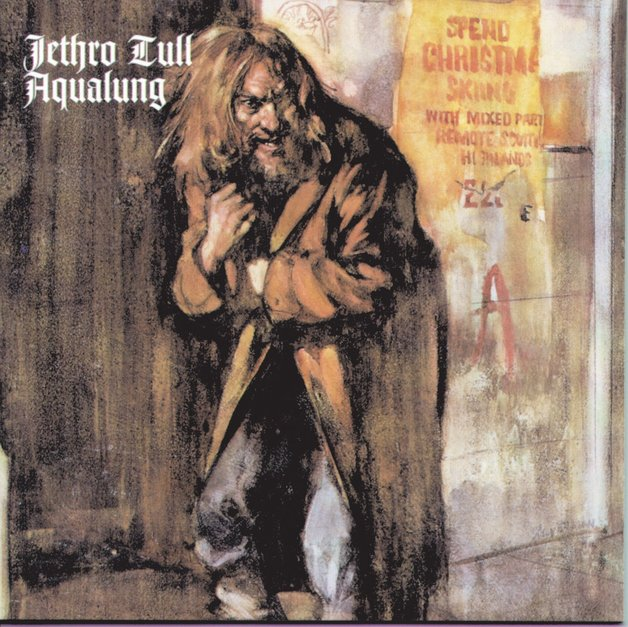 Aqualung (Steve Wilson Mix) by Jethro Tull