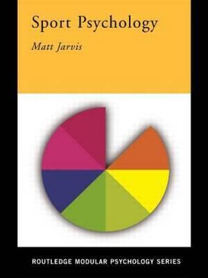 Sport Psychology by Matt Jarvis image