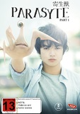 Parasyte Part 1 on DVD