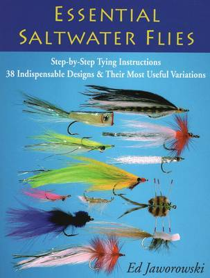 Essential Saltwater Flies by Ed Jaworowski image