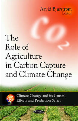 Role of Agriculture in Carbon Capture & Climate Change image