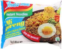 Indomie Mi Goreng Noodles - BBQ Chicken 85g (20 Pack)