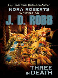 Three in Death by J.D Robb image