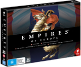 Empires Of Europe Collection on DVD