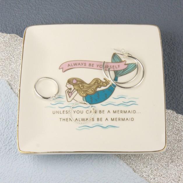 Cloud Nine: Mermaid Ring Dish