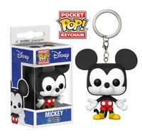Disney - Mickey Mouse Pocket Pop! Keychain image