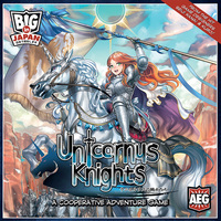 Unicornus Knights - Board Game