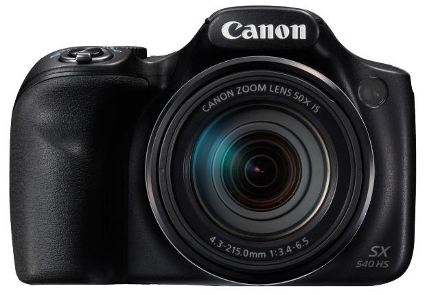 Canon Powershot SX540HS 50X Zoom Digital Camera