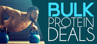Buy Big, Save Big! 3kg+ Protein Powder Deals