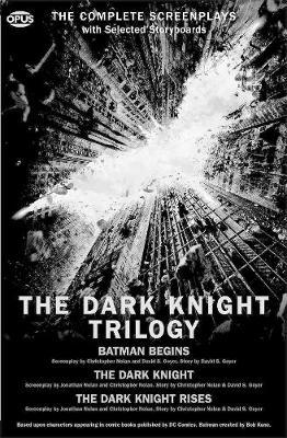 The Dark Knight Trilogy by Christopher Nolan