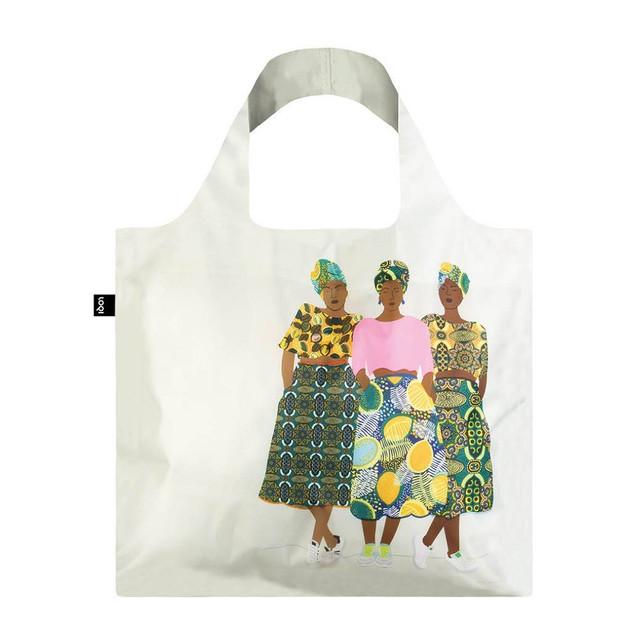 Loqi: Shopping Bag Celeste Wallaert Collection - Grlz Band