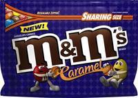 M&Ms - Caramel (272g)