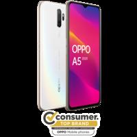 OPPO A5 2020 (3GB+64GB) Smartphone - Dazzling White image