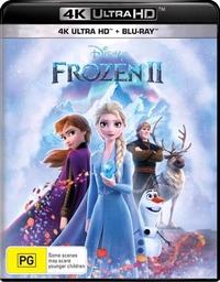 Frozen II on UHD Blu-ray image