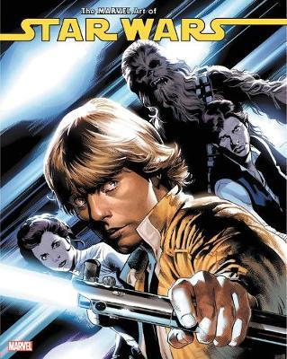 The Marvel Art Of Star Wars by Marvel Comics
