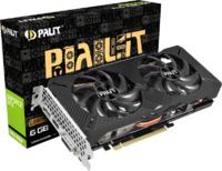 NVIDIA GeForce GTX 1660 SUPER GP OC 6GB Palit GPU
