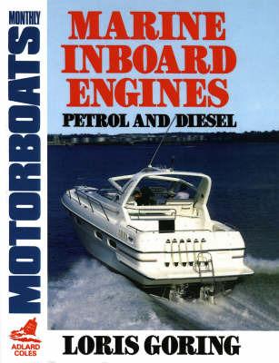 Marine Inboard Engines by Louis Goring image