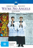 We're No Angels DVD