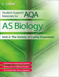 AS Biology Unit 2 by Mike Boyle image