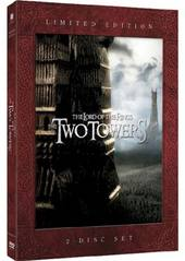 The Lord Of The Rings - The Two Towers: Limited Edition (2 Disc Set) on DVD