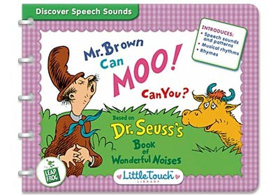 Little Touch Mr Brown Can Moo Can You