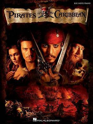 Pirates Of The Caribbean - Big Note Songbook by Hans Zimmer