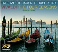 Vivaldi: The Four Seasons by Antonio Vivaldi