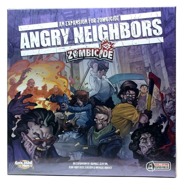 Zombicide - Angry Neighbors