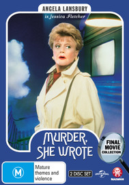 Murder, She Wrote: The Final Movies Collection on DVD