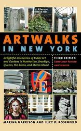 Artwalks in New York by Marina Harrison