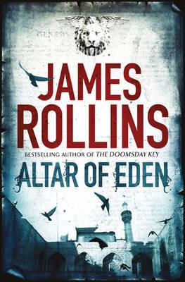 Altar of Eden by James Rollins image