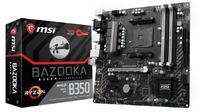 MSI B350M Bazooka Motherboard image