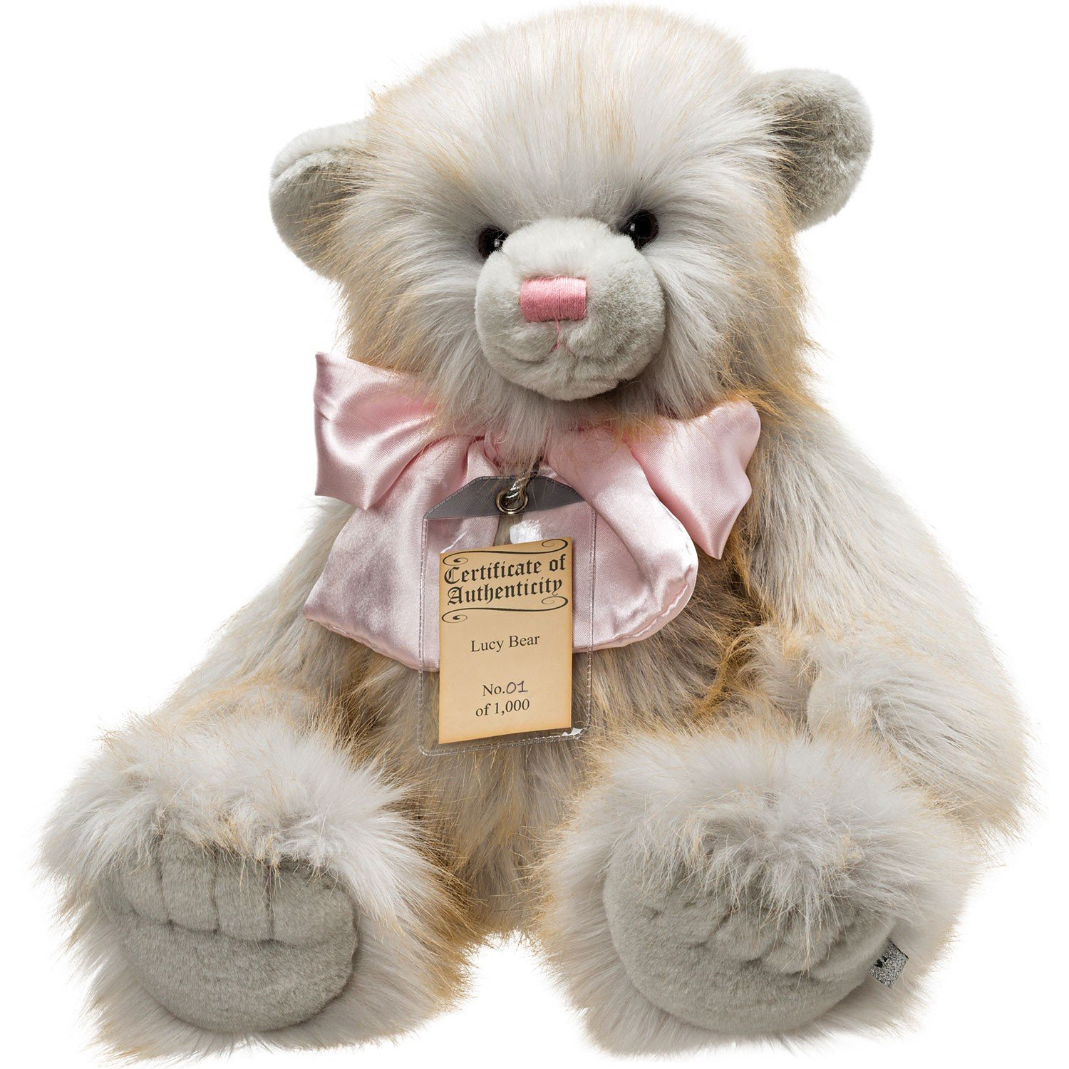 Suki: Silver Tag Collection - Lucy Bear (Limited Edition) image