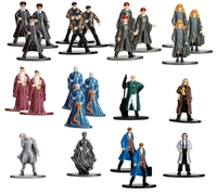Jada Metal Minis: Harry Potter – Die-Cast Mini-Figures (Assorted Designs)