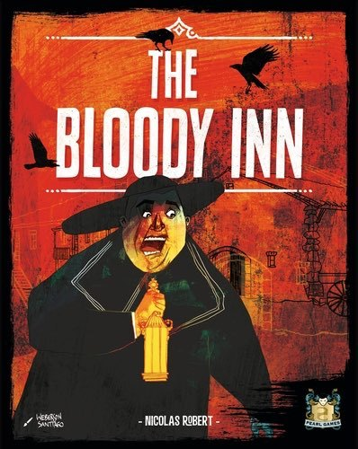 The Bloody Inn - Board Game image