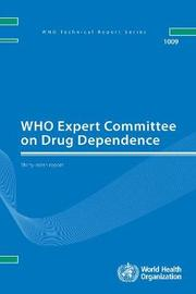 WHO Expert Committee on Drug Dependence by World Health Organization image