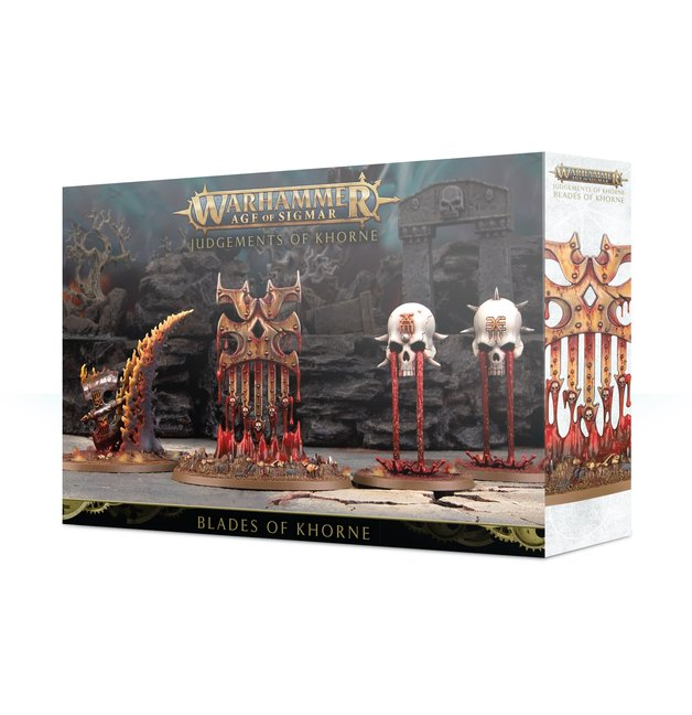 Warhammer Age of Sigmar: Blades Of Khorne - Judgements Of Khorne