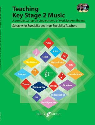 Teaching Key Stage 2 Music (with 2CDs) by Ann Bryant image