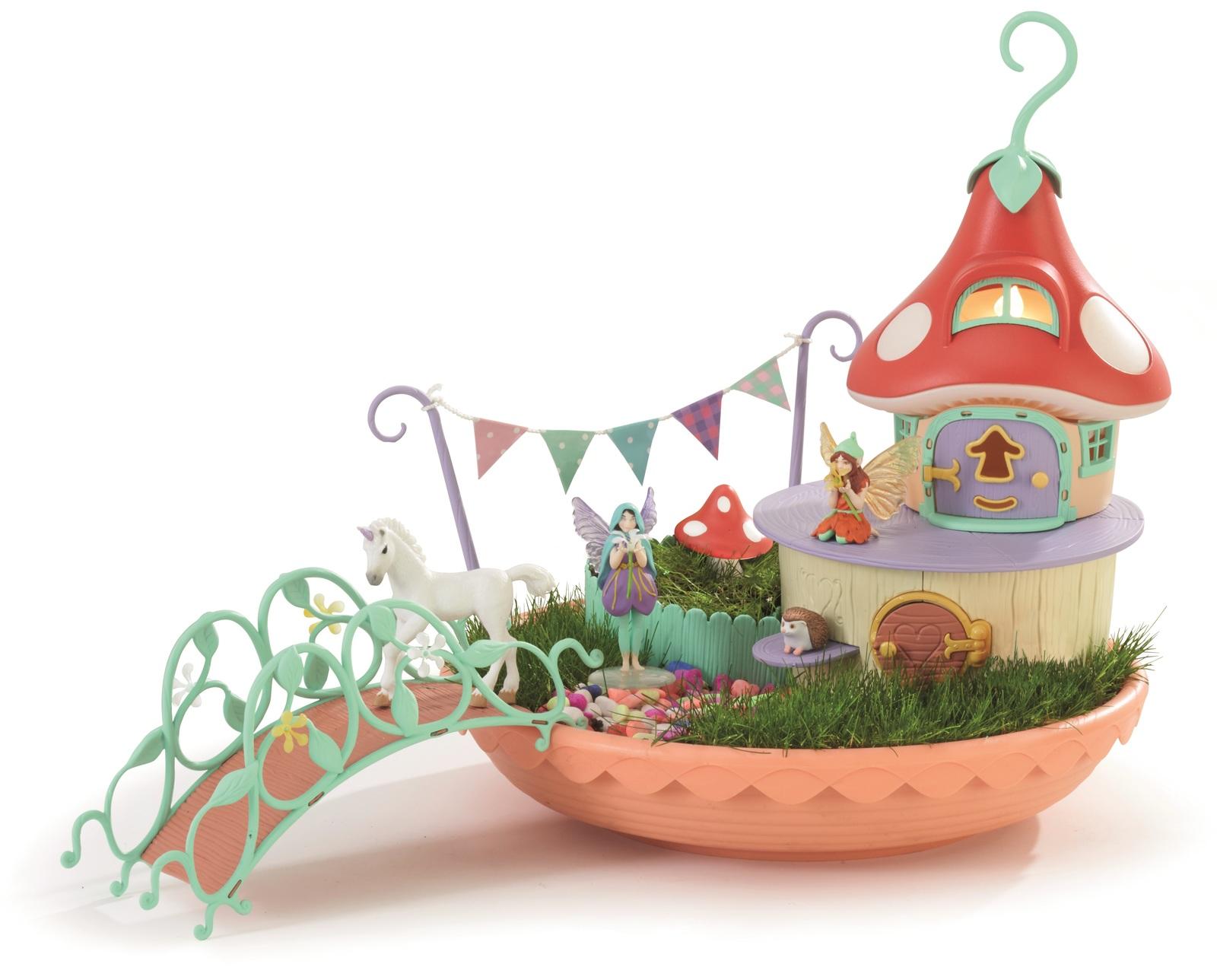 My Fairy Garden - Fairy Light Garden image